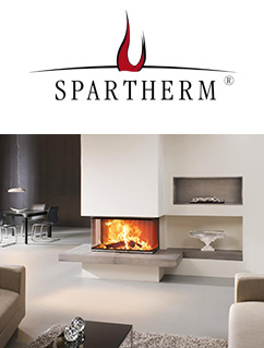 Cheminees Spartherm